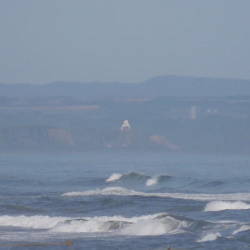 2014 09:22 斜里漁港よりフレトイ展望台