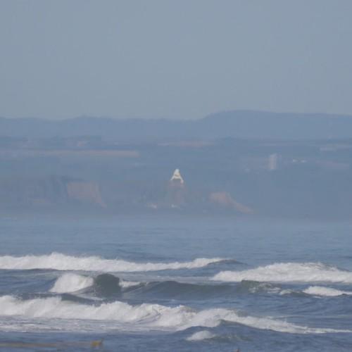 2014 09:22_6 斜里漁港よりフレトイ展望台