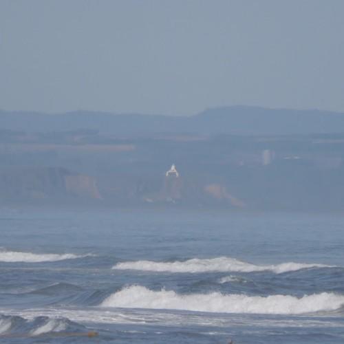 2014 09:22_9 斜里漁港よりフレトイ展望台