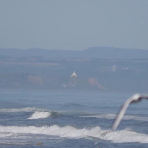 2014 09:22_12 斜里漁港よりフレトイ展望台